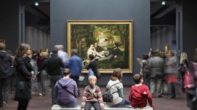 Una delle sale del Musée d'Orsay - Foto: Musée d'Orsay / Patrice Schmidt