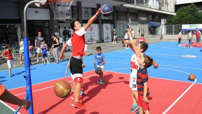 Basket a Legnano