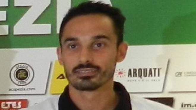 L'ex aquilotto Francesco Bolzoni