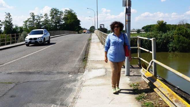 Calcinaia, ponte