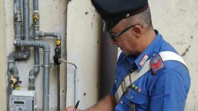 truffa tecnico del gas