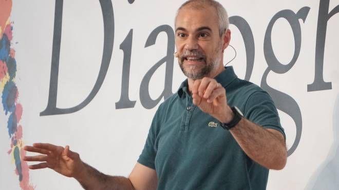 Marco Malvaldi, padre del celeberrimo BarLume