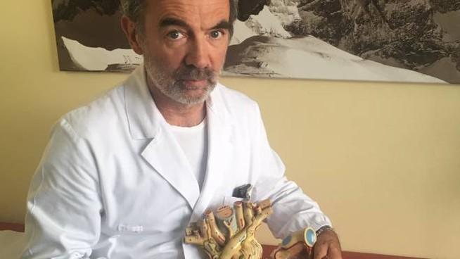 Il dottor Amando Gamba