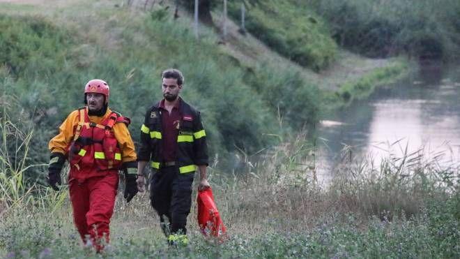 Pompieri in azione (Foto d'archivio)