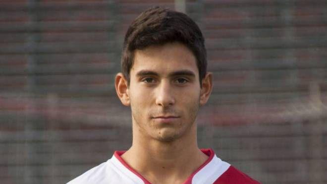 Il giovane Lorenzo Riccò sarà assente domenica in Coppa Italia con la Pergolettese