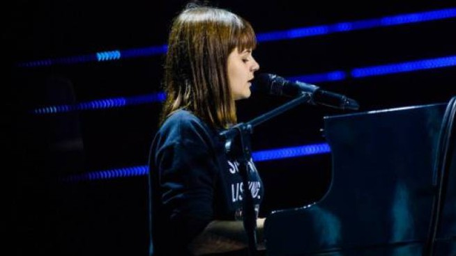 martina Attili, concorrente di 'X Factor' (Twitter)