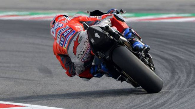 Andrea Dovizioso (Foto Afp)