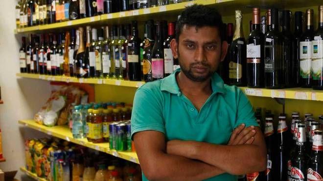 Sujan Khan, commerciante di origine bengalese