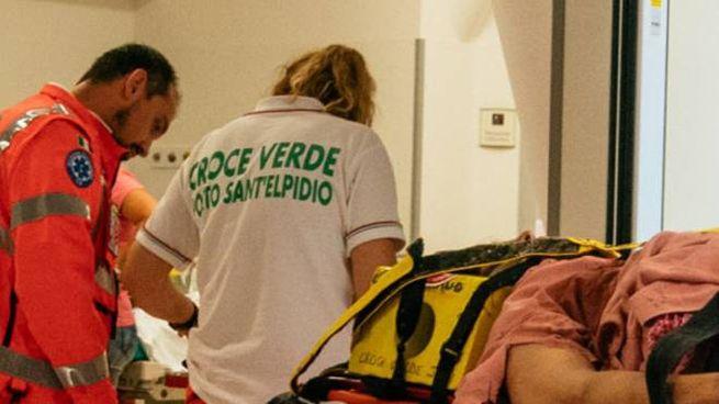 Pronto soccorso (foto Zeppilli)