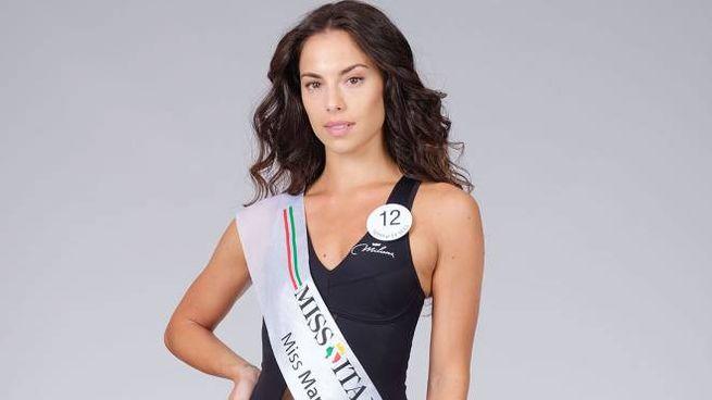 Miss Italia 2018, la numero 12 Carlotta Maggiorana