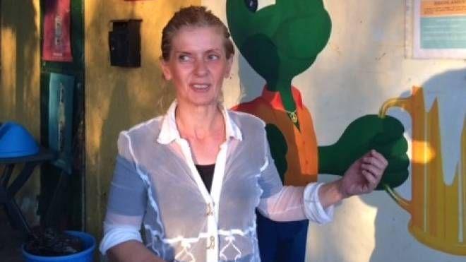 Elisa Bianchi da otto anni gestisce con tenacia il Grillo Verde