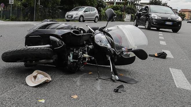 Un incidente a Pesaro