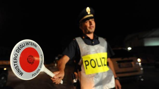La polizia stradale ha eseguito una serie di controlli a Civitanova