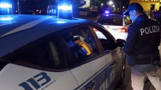 Intervento della Polizia (foto repertorio)
