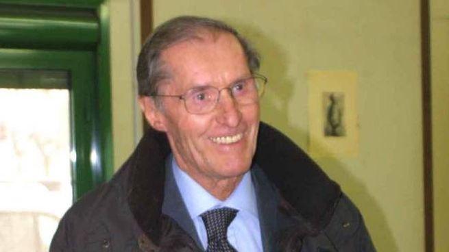 Arialdo Villa, fondatore della Beton Villa di Brugarolo (foto Cardini)