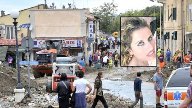 Alluvione di Livorno, la storia di Vanessa: \