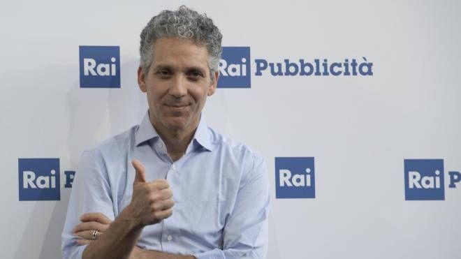 Beppe Fiorello (Ansa)