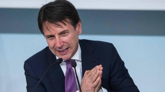 Giuseppe Conte (Imagoeconomica)