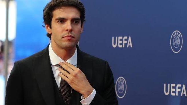 Kakà ai sorteggi della Champions League