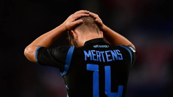 Dries Mertens, 31 anni