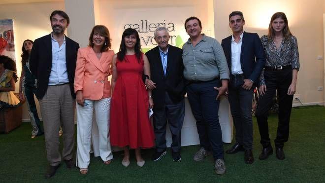 Guglielmo Garagnani, Paola Pizzighini, Paola Guidi, Alberto Masotti, Flaviano Celaschi, Federico  Brighi e Caterina Ravaglia