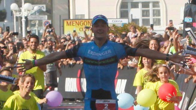 Ironman: il vincitore della passata edizione