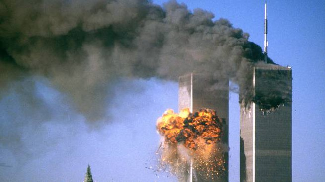 11 settembre 2001, l'attacco alle Torri Gemelle