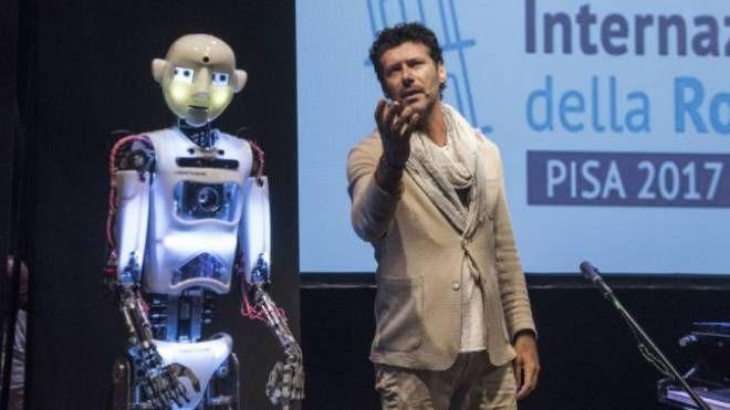 Il Festival internazionale della robotica nella precedente edizione