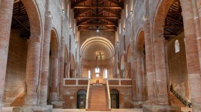 L'abbazia  di Nonantola