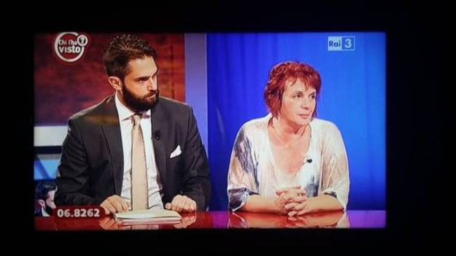 Lidia Speri in Tv
