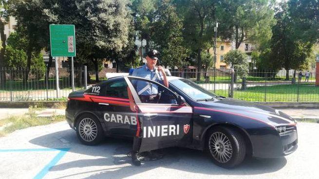 Carabinieri in una foto di repertorio
