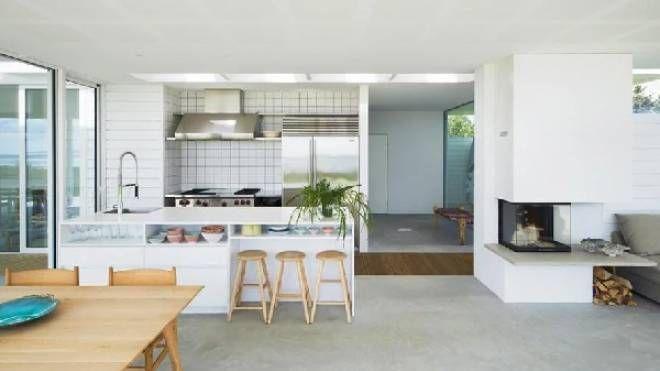 Cucina a vista o separata dal soggiorno?