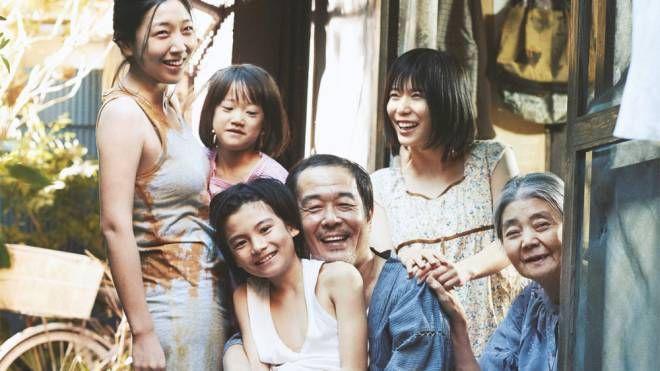 Dettaglio del poster di 'Un affare di famiglia' – Foto: AOI Promotion/Fuji Television/GAGA