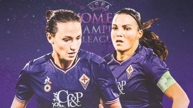 La Fiorentina Women's scende in campo per la Champions