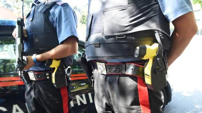Il taser in dotazione ai carabinieri