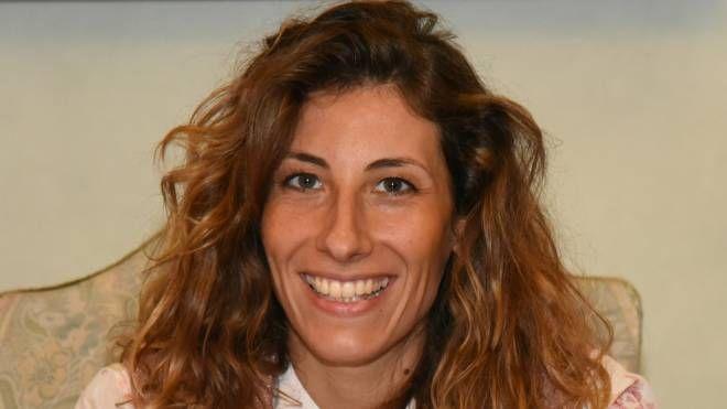 L'assessore Ludovica Carla Ferrari
