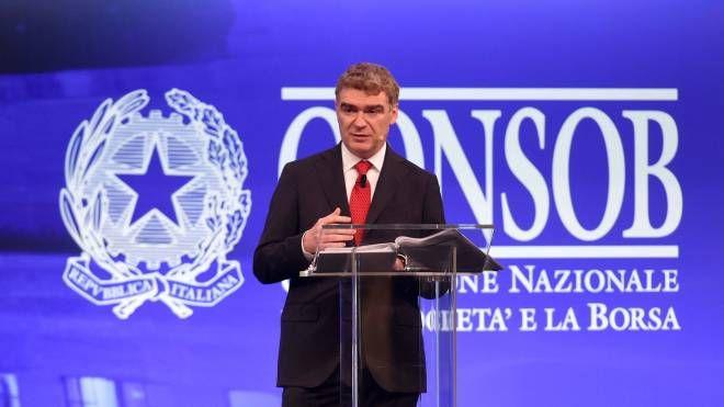 Mario Nava, presidente Consob (Imagoeconomia)