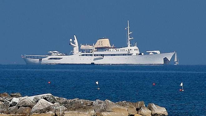 Lo yacht extra lusso 'Christina O' (Fotoprint)