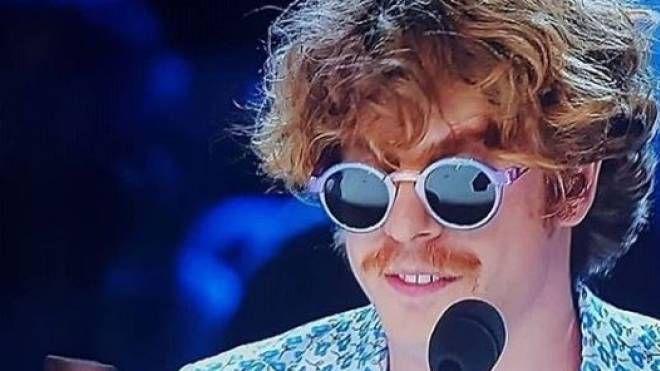 Lodo Guenzi a X Factor 2018 (da Instagram)