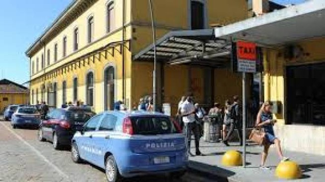La stazione di Legnano