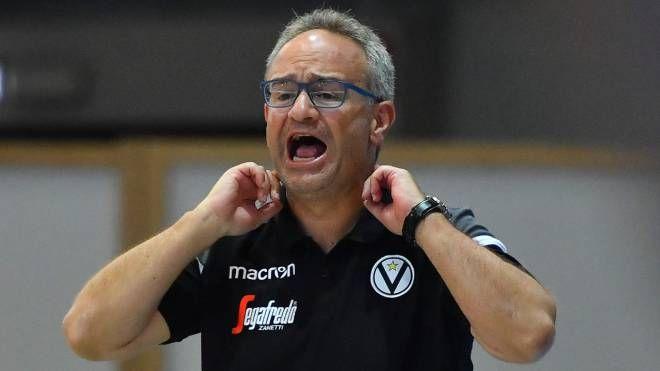 Stefano Sacripanti (foto Ciamillo)