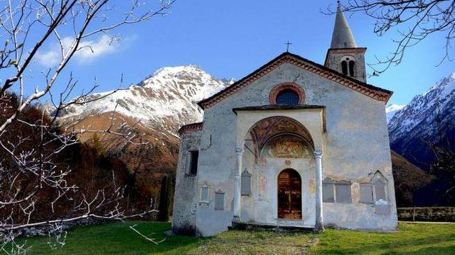 Chiesa San Giacomo a Livo