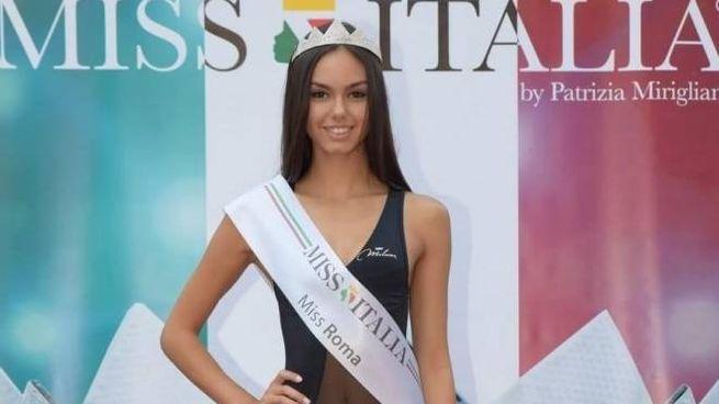 Nicole Ceretta, 18 anni, a Miss Italia