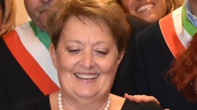 A sinistra Marisa Biancardi