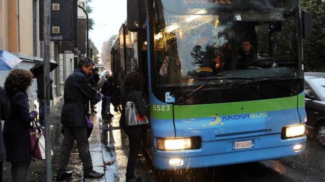 Un autobus Movibus