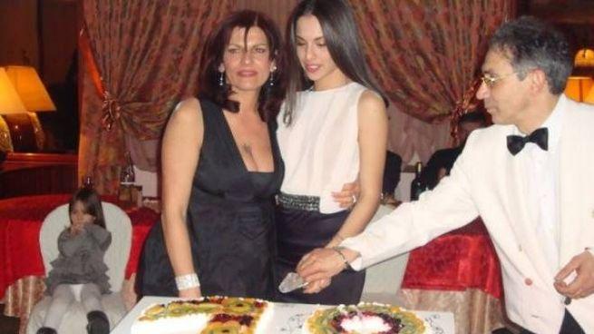 Mamma Gabriella con sua figlia Miss Italia 2018 Carlotta Maggiorana
