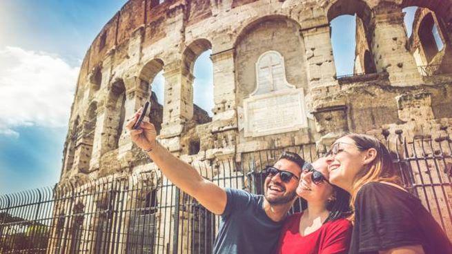 Il Colosseo è fra i monumenti più condivisi su Instagram - Foto: piola666/iStock