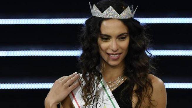 Carlotta Maggiorana, Miss Italia 2018 (Ansa)