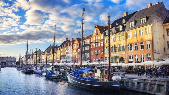 Copenhagen è una delle città più rilassanti d'Europa - Foto: AleksandarGeorgiev/iStock