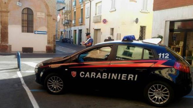 L'ordinanza di carcerazione è stata eseguita dai carabinieri